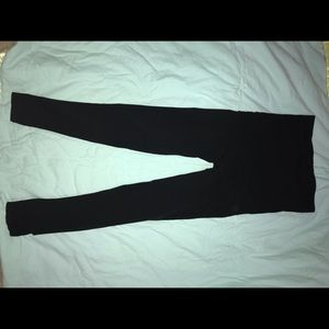 Blanqi high waisted postpartum leggings XL